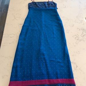Laundry long dress